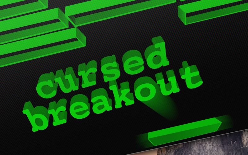 Cursed-Breakout